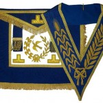 Masonic Apron - Art No : 14101