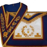Masonic Apron - Art No : 14102