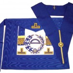 Masonic Apron - Art No : 14103