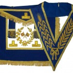 Masonic Apron - Art No : 14104