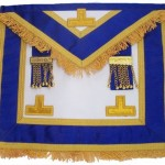 Masonic Apron - Art No : 14107