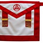 Masonic Apron - Art No : 14112