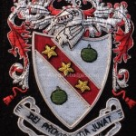 Coats of Arms / Family Crests Blazer badges
