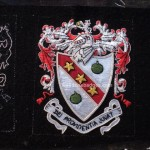 Embroidered Family Crests / Coat of Arms