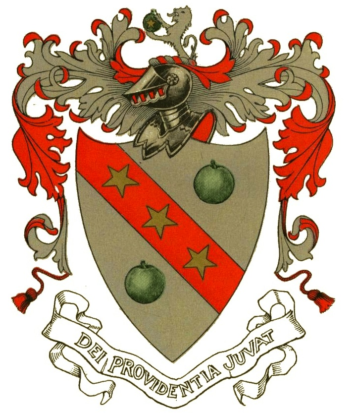 Blazer Coat of Arms Wellman Coat of Arms / Wellman