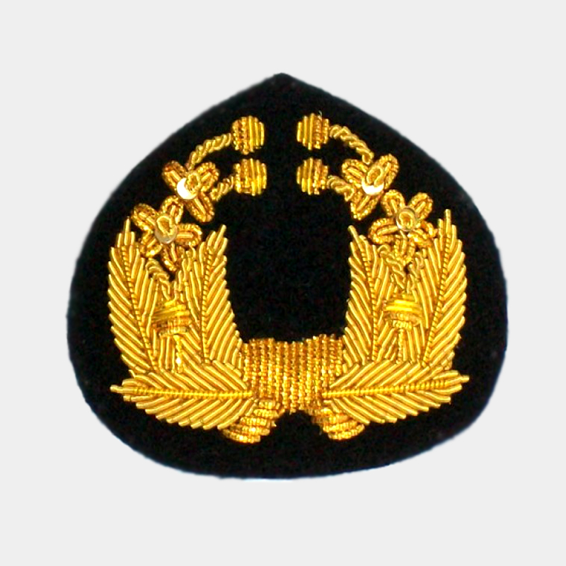 Army cap Bullion patches