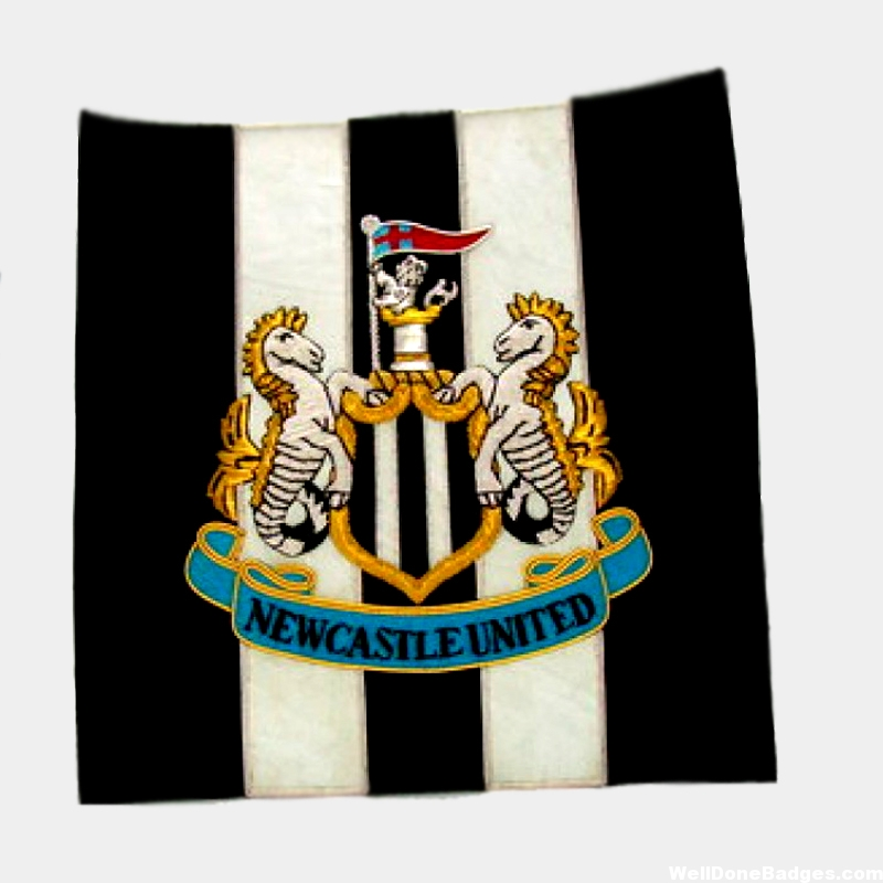 Newcastle United – Club crest badge