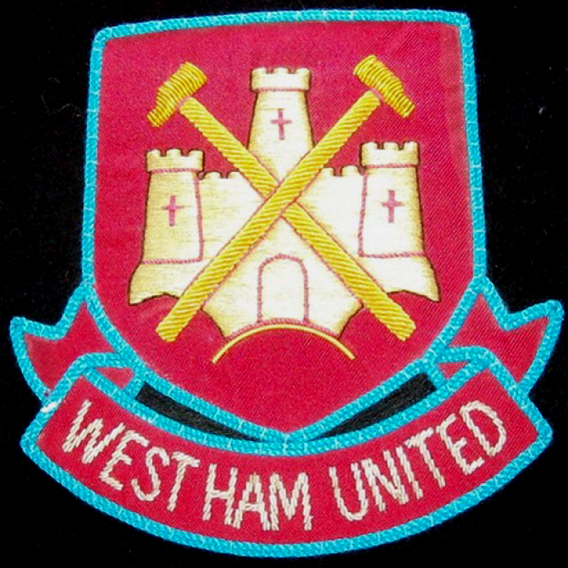 West Ham United Patches